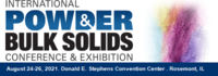Powder Bulk & Solids 2021 logo